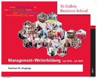 Aktuelles Jahresprogramm Seminare
