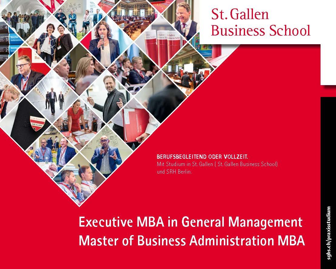 Executive MBA, MBA