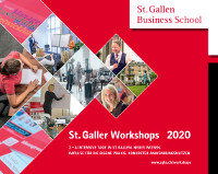 St. Galler Workshops